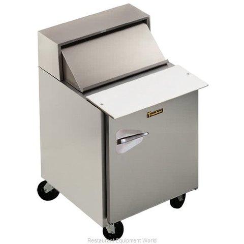 Traulsen UPT3212-L-SB Refrigerated Counter, Sandwich / Salad Top