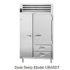Traulsen UR48DT-6 Refrigerator/Freezer - Self-Contained