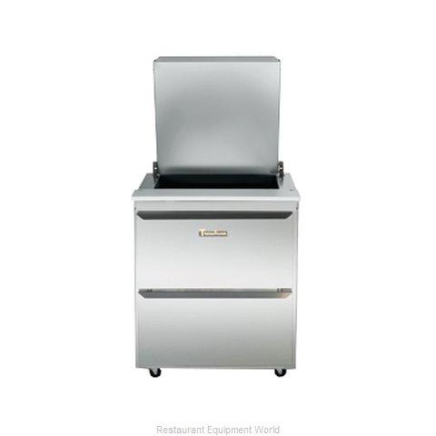 Traulsen USD2709D0-0300-SB Refrigerated Counter, Sandwich / Salad Unit