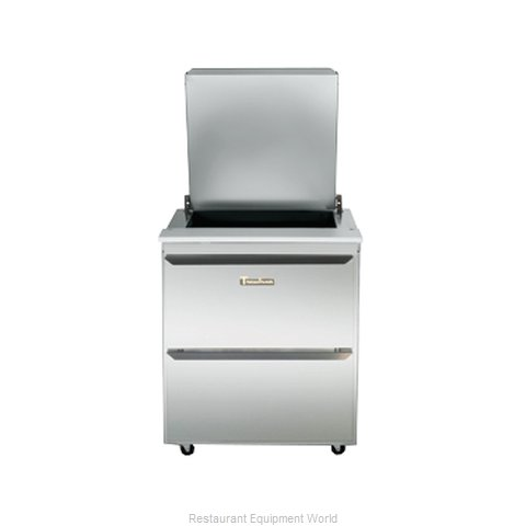 Traulsen USD3212D0-0300-SB Refrigerated Counter, Sandwich / Salad Unit