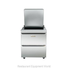 Traulsen UST276-D-SB Refrigerated Counter, Sandwich / Salad Top