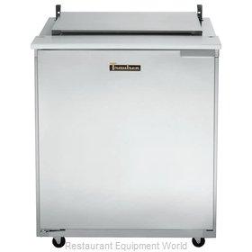 Traulsen UST279-R-SB Refrigerated Counter, Sandwich / Salad Top