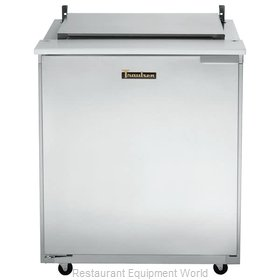 Traulsen UST3212-L Refrigerated Counter, Sandwich / Salad Top
