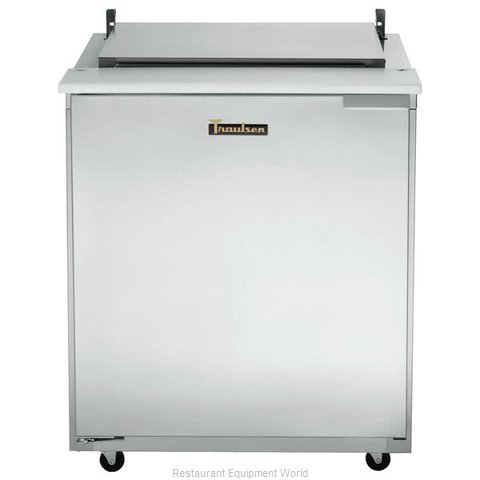Traulsen UST328-L Refrigerated Counter, Sandwich / Salad Top