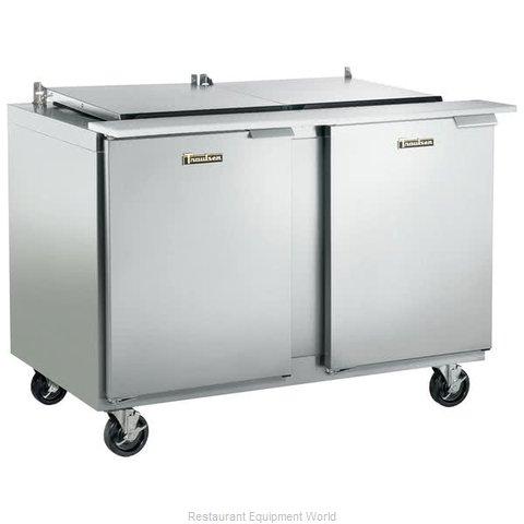 Traulsen UST4818-LR-SB Refrigerated Counter, Sandwich / Salad Top