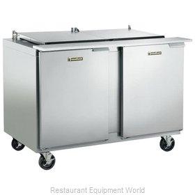 Traulsen UST488-LL-SB Refrigerated Counter, Sandwich / Salad Top