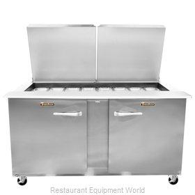 Traulsen UST6024-LL-SB Refrigerated Counter, Sandwich / Salad Top