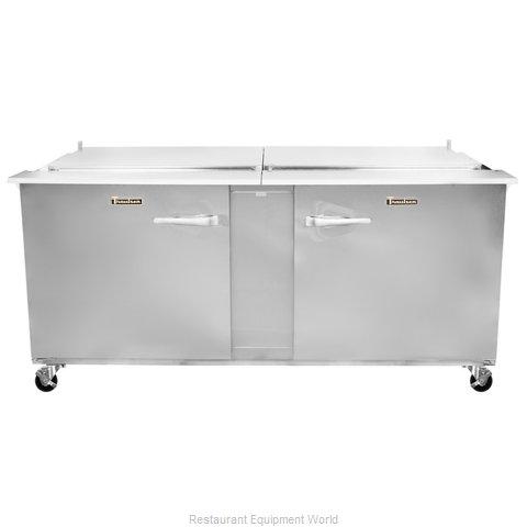 Traulsen UST7212-LL-SB Refrigerated Counter, Sandwich / Salad Top