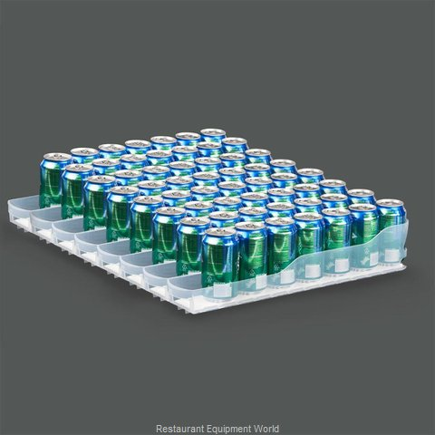 True 929832 Gravity-feed Bottle Organizer (Magnified)