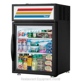 True GDM-05-HC~TSL01 Refrigerator, Merchandiser, Countertop