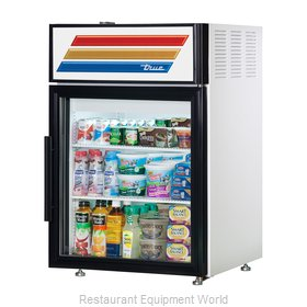 True GDM-05-LD Display Case, Refrigerated, Countertop
