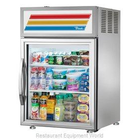 True GDM-05-S-HC~TSL01 Refrigerator, Merchandiser, Countertop