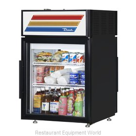 True GDM-05PT-HC-LD Display Case, Refrigerated, Countertop