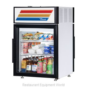 True GDM-05PT-LD Display Case, Refrigerated, Countertop