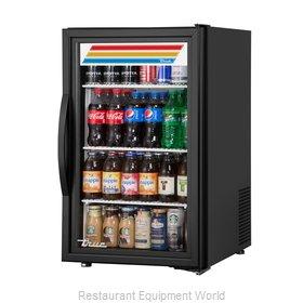 True GDM-06-34-HC~TSL01 Refrigerator, Merchandiser, Countertop