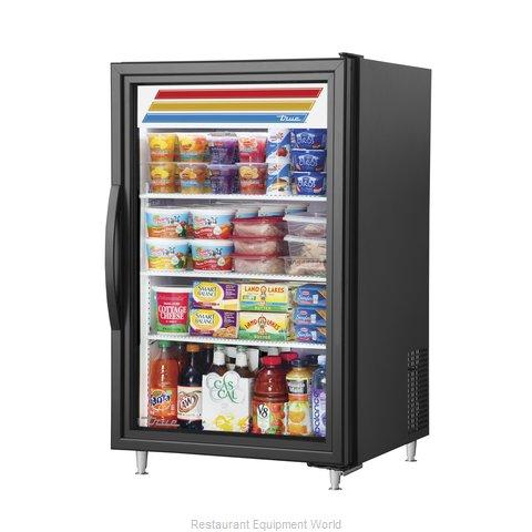 True GDM-07-HC~TSL01 Display Case, Refrigerated, Countertop