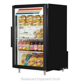 True GDM-07-LD Display Case, Refrigerated, Countertop