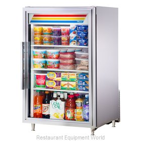 True GDM-07-S-LD Display Case, Refrigerated, Countertop