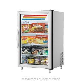 True GDM-07F-HC~TSL01 Display Case, Freezer, Countertop