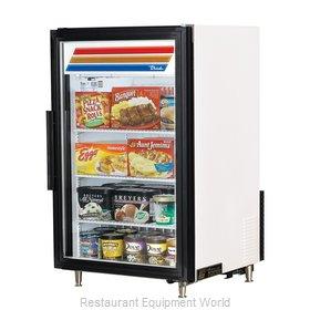 True GDM-07F-LD Display Case, Freezer, Countertop