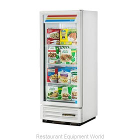 True GDM-12F-LD-W Freezer, Merchandiser