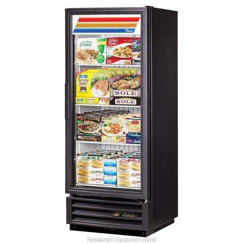 True GDM-12F-LD Freezer, Merchandiser