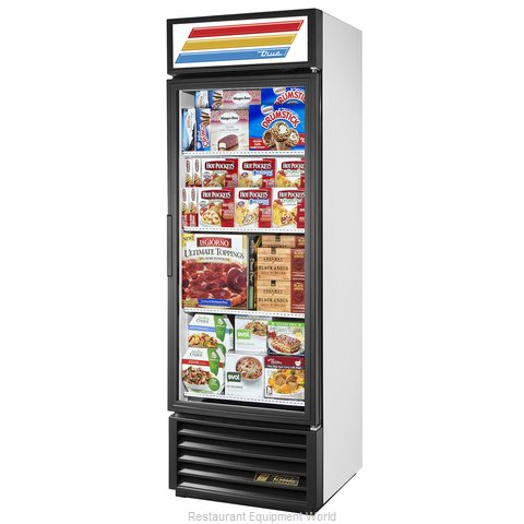 True GDM-19T-F-LD Freezer Merchandiser