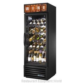 True GDM-23W-HC~TSL01 Refrigerator, Wine, Reach-In