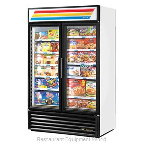True GDM-43F-LD Freezer, Merchandiser