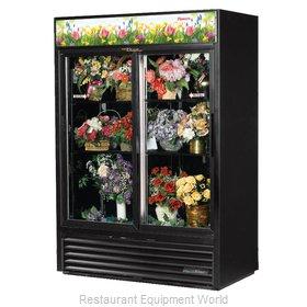 True GDM-47FC-HC-LD Floral Merchandiser