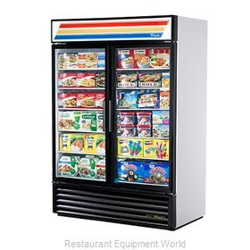 True GDM-49F-HC-LD Freezer, Merchandiser