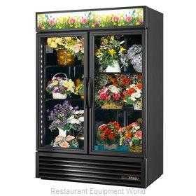 True GDM-49FC-HC~TSL01 Floral Merchandiser