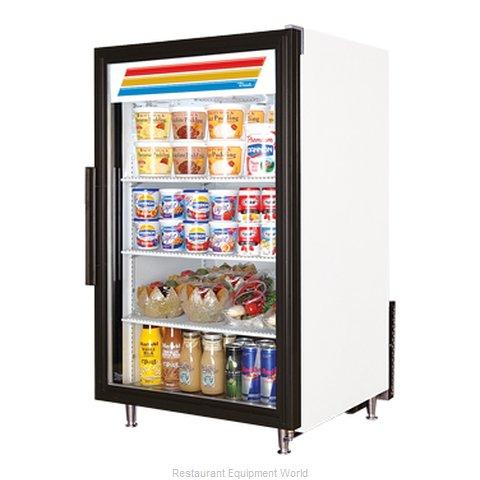 True Gdm 7 Countertop Cooler Glass Door Merchandiser 7 Cu Ft