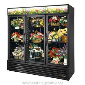 True GDM-72FC-HC~TSL01 Floral Merchandiser