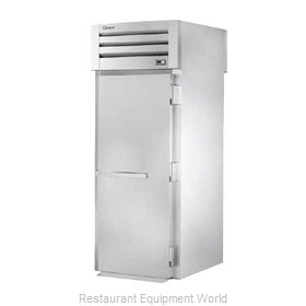 True STA1HRT89-1S-1S Heated Cabinet, Roll-Thru