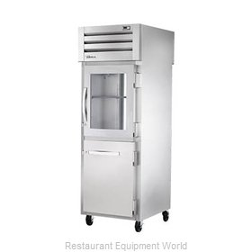 True STA1RPT-1HG/1HS-1G-HC Refrigerator, Pass-Thru