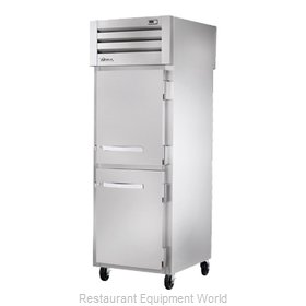 True STA1RPT-2HS-1G Pass-Thru Refrigerator 1 section