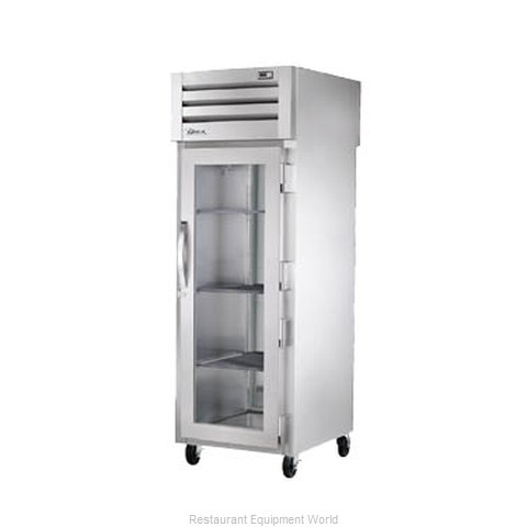 True STA1RPTVLD-1G-1S-HC Refrigerator, Pass-Thru