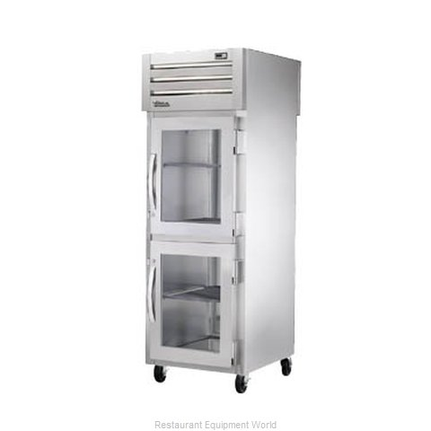 True STA1RPTVLD-2HG-1S-HC Refrigerator, Pass-Thru