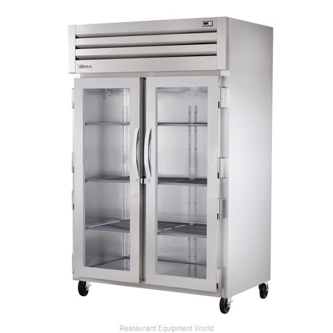True STA2H-2G Heated Cabinet, Reach-In