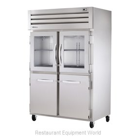 True STA2R-2HG/2HS Reach-in Refrigerator 2 sections