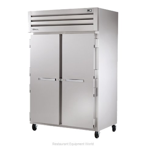 True STA2R-2S Reach-in Refrigerator 2 sections