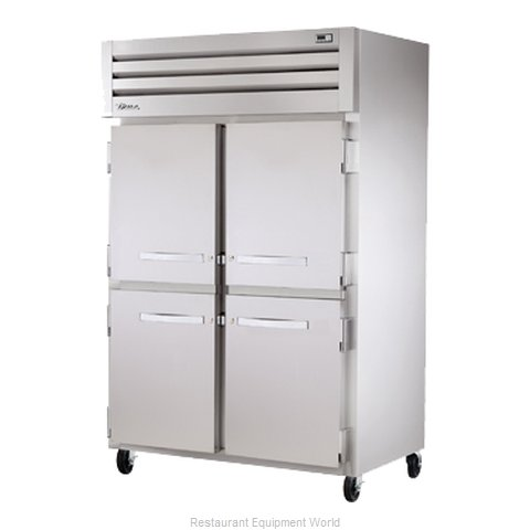 True STA2R-4HS Reach-in Refrigerator 2 sections