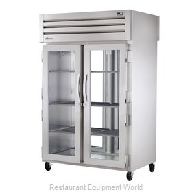 True STA2RPT-2G-2G Pass-Thru Refrigerator 2 sections