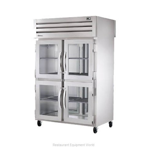 True STA2RPTVLD-4HG-2S-HC Refrigerator, Pass-Thru