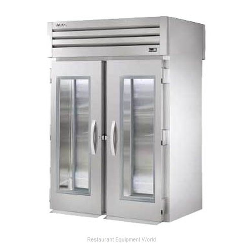 True STA2RRT-2G-2S Roll-Thru Refrigerator 2 sections