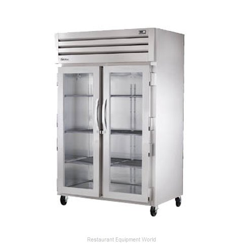 True STA2RVLD-2G Reach-in Refrigerator 2 sections