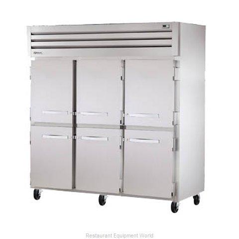 True STA3F-6HS Freezer, Reach-In