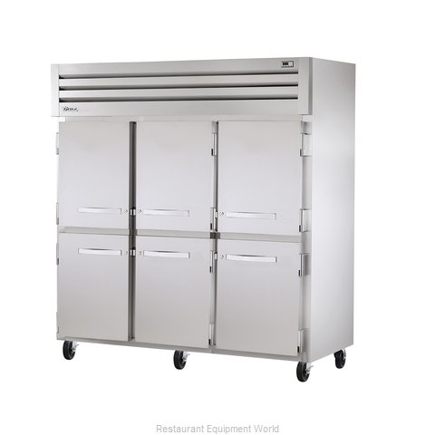 True STA3R-6HS Reach-in Refrigerator 3 sections