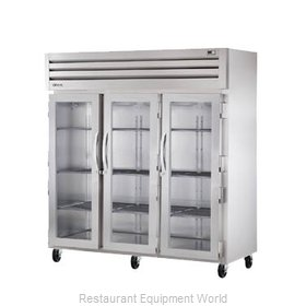 True STA3RVLD-3G Reach-in Refrigerator 3 sections